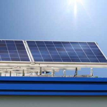 Linear Actuators and Solar Power