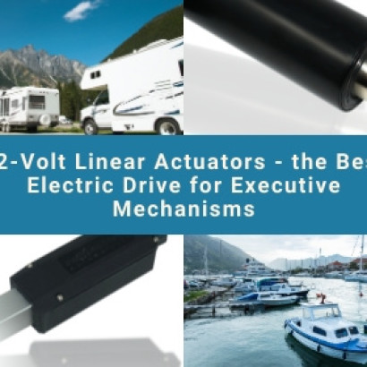 What Makes 12-Volt Linear Actuators So Popular in 2020?