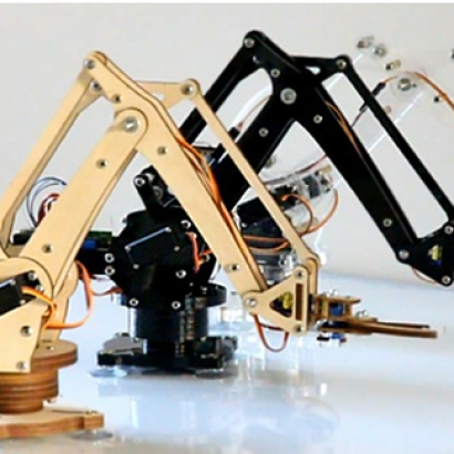How to Automate Robot's Arm