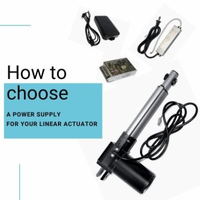 How to Know the Right Amp for a 12V Linear Actuator Power Supply?